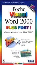 Poche Visuel Word 2000, Plus fort !