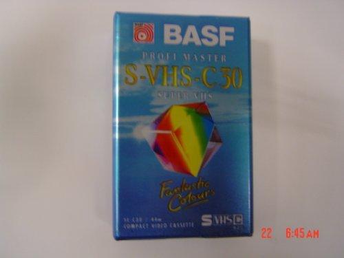 Emtec SE-C 30 S-VHS-C Super Qualität S-vhs-c Camcorder