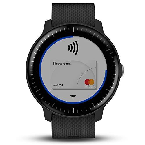 Garmin vívoactive 3 Music GPS-Fitness-Smartwatch – Musikplayer, Garmin Pay, vorinstallierte Sport-Apps - 2