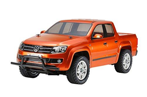 RC Auto kaufen LKW Bild: TAMIYA 300058616 - 1:10 RC VW Amarok CC-01*