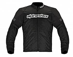 Alpinestars Fabric Fending Air Jacket (Black, 3X-Large)
