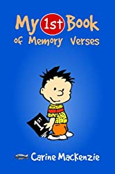 My First Book of Memory Verses (My First Books)