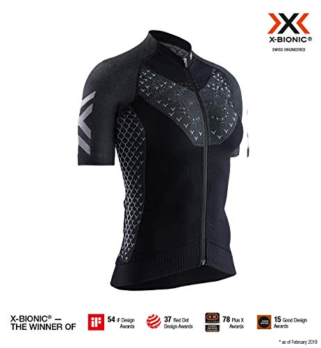 X-Bionic Twyce 4.0 Bike Zip Short Sleeve Camiseta