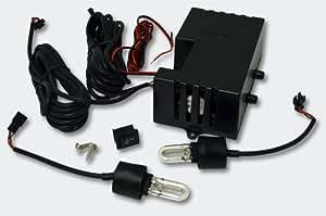 Lampe flash stroboscopique,Type-R multifonctions, 12V CC