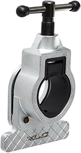 XLC Unisex- Erwachsene Sägeführung TO-S71, Silber, One Size