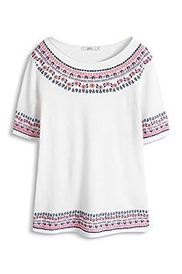 edc by Esprit Women's Rn Ss Ts Sleeveless T-Shirt
