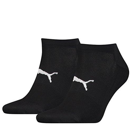PUMA Unisex Sneaker Performance Train Light 8er Pack, Größe:39-42, Farbe:Black/White (213)