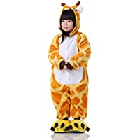 Cliont Bambini Animal Tutina Giraffa Pigiama Kigurumi Natale Bambino Sleepwear costume cosplay anime