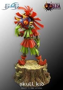 Zelda Legends of Zelda Statue Résine Skull Kid 2500 exemplaires