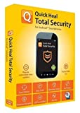 Quick Heal Total Security Latest Version for Android - 1 Device, 3 Year