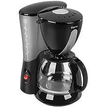 Elgento E13007 10 Cup Coffee Maker, Anti-Drip Feature, 750 W, Black