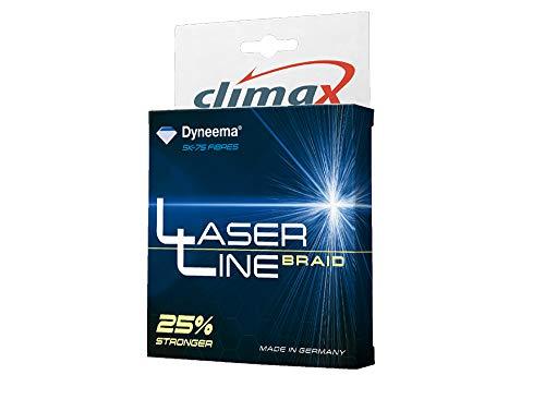Climax Braided Line Geflochtene Schnüre Laser LINE - 135m - Olive - Verschiedene Massnahmen (0.10mm - 10.0Kg)