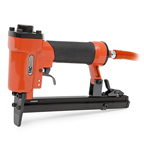 Kompressor Klammer (Tacwise Druckluft-Tacker A14014V (Typ 140), orange)