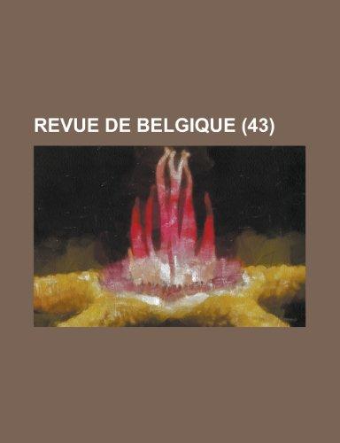 Revue de Belgique (43)