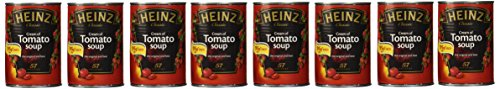 Heinz Soup, Cream of Tomato, 13.2 -Ounce Cans (Pack of 8)