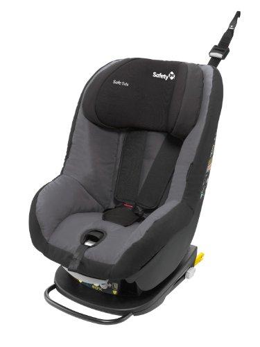 Safety 1st 86194410 - Kindersitz PrimeoFix Gruppe 0+/1, ab Geburt bis 18 kg, black sky