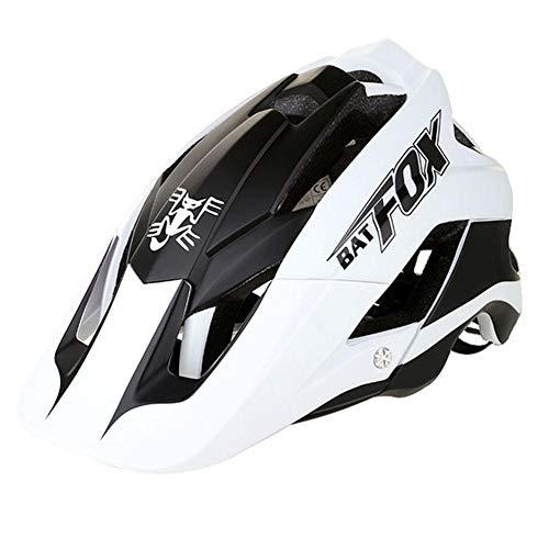 Fahrradhelm Helm Bike Fahrrad Radhelm FüR Herren Damen Helmet Auf Die Helme Sportartikel Fahrradhelme Mountain Schale Mountainbike MTB 56-62CM