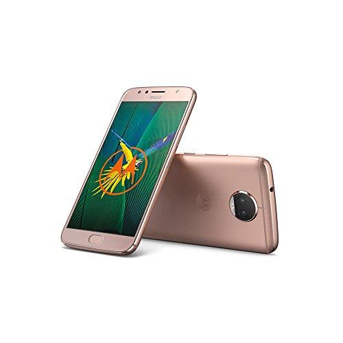 "Motorola Moto G5S Plus SIM doble 4G 32GB Oro - Smartphone (14 cm (5.5""), 32 GB, 13 MP, Android, 7.1 (Nougat), Oro) - (Versión alemana)"