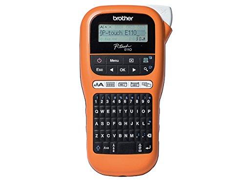 Brother PTE110G1 Hand-Beschriftungsgerät P-touch E110