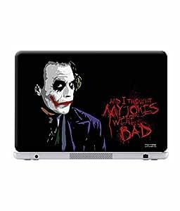 Licensed DC Comics Joker Laptop Skins For Lenovo G505