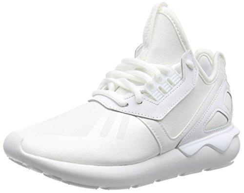 adidas Damen Tubular Runner Laufschuhe, Weiß