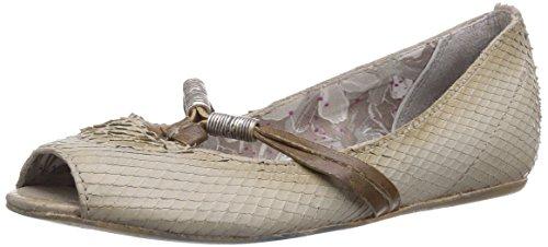 Mjus  290109-2880-8358, Sandales pour femme Blanc - Elfenbein (sabbia+kaki)