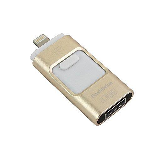 LL TRADER 32GB Storage Alta Capacità iPhone USB Flash usato  Spedito ovunque in Italia