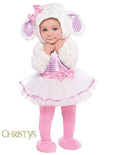 molti alla moda vendita calda reale scarpe eleganti Costume Little Lamb 12 - 18 Mesi.Costumi Carnevale Bambini 1 Mese - 2 Anni  - Vendita Online