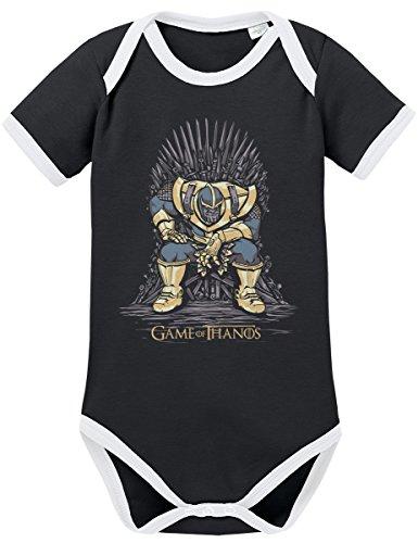 TShirt-People TSP Game of Thanos Kontrast Baby Body 80 ()