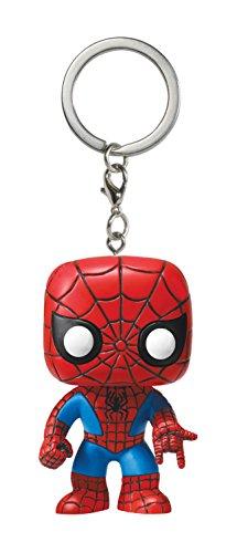 Funko Pop llavero Spiderman (Marvel) Funko Pop Marvel