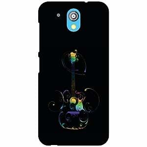 HTC Desire 526G Plus Back Cover - Play Track Designer Cases