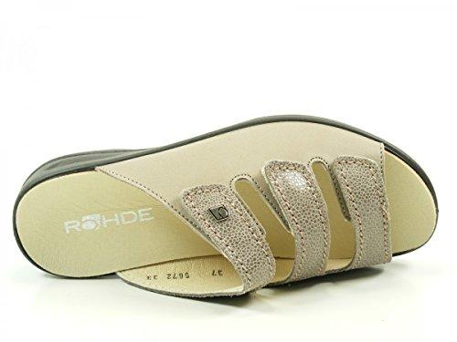 Rohde Verden 1885 sandales femme Beige