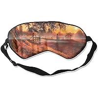 Sunset Over The Forest Sleep Eyes Masks - Comfortable Sleeping Mask Eye Cover For Travelling Night Noon Nap Mediation... preisvergleich bei billige-tabletten.eu