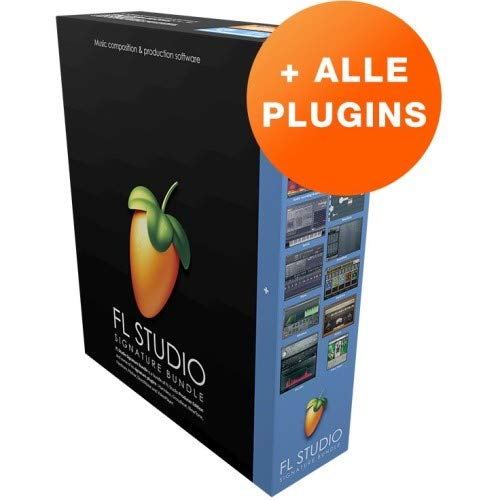 IMAGE-LINE FL Studio 20 - All PlugIn Bundle Lizenz-Code -