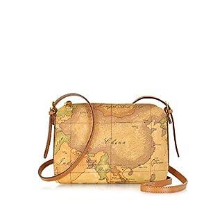 Alviero Martini 1A Classe Women's Cd02760000010 Brown Faux Leather Shoulder Bag