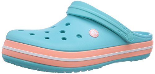 Crocs Band, Unisex-Erwachsene Clogs, Blau (Pool), 43/44 EU