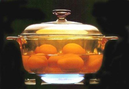 Visions Cookware Versa Concave Dutch Pot Pan Casserole Dish Style 3.25L