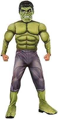 Avengers Age Of Ultron - Disfraz Hulk Premium