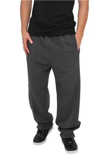 urban-classics-sweatpant-herren-jogginghose-charcoal-in-grosse-5xl-original-bandana-gratis