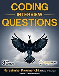 [(Coding Interview Questions)] [By (author) Narasimha Karumanchi] published on (May, 2012)