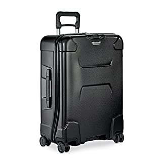 Briggs & Riley Torq Medium Spinner, 68cm, 73.4 litres, Black Maleta, 68 cm, liters, Negro (Black)