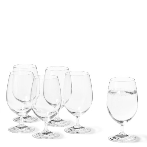 Leonardo 017090 Set 6 Wasserglas Daily