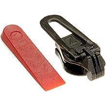 Zlide On – Cursor de Repuesto con Clip 5B para Cierres de plástico y metálicos estándar
