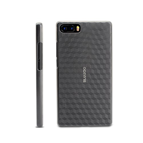 Easbuy Handy Hülle Hard Case Etui Tasche für BLUBOO S1 4G Smartphone Cover Handytasche Handyhülle Schutzhülle