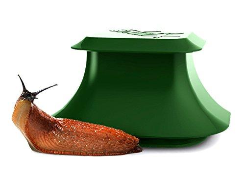 SnailX Schneckenfalle, hocheffiziente Schneckenbekämpfung, Starter-Set, Falle inkl. Lockmittel - €19.99