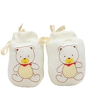 Amcool Baby Handschuhe,Schön Baby Mädchen Junge Blatt Warme Handschuhe(0-12 Monate)