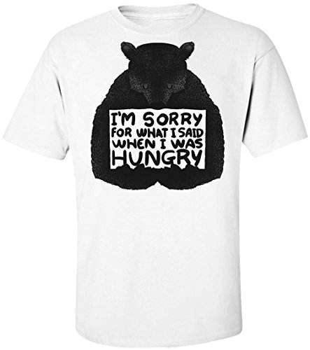 im-sorry-for-what-i-said-when-i-was-hungry-bear-mens-t-shirt-large