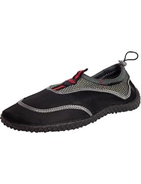 AQUA-SPEED Aqua Zapatos - Zapatos De Agua Para La Playa - Mar - Lago - Zapatillas Como Protección Para Los Pies...
