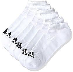 adidas Socken 3er-Pack Performance 3S, Weiß/Schwarz, 39-42, 017073819