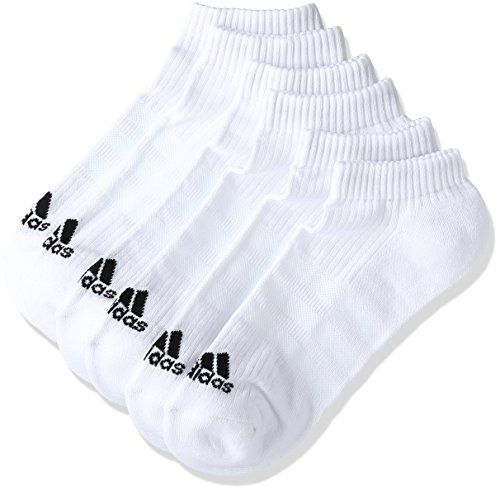 adidas Socken 3er-Pack Performance 3S, weiß (White/Black), 43-46, 017073871